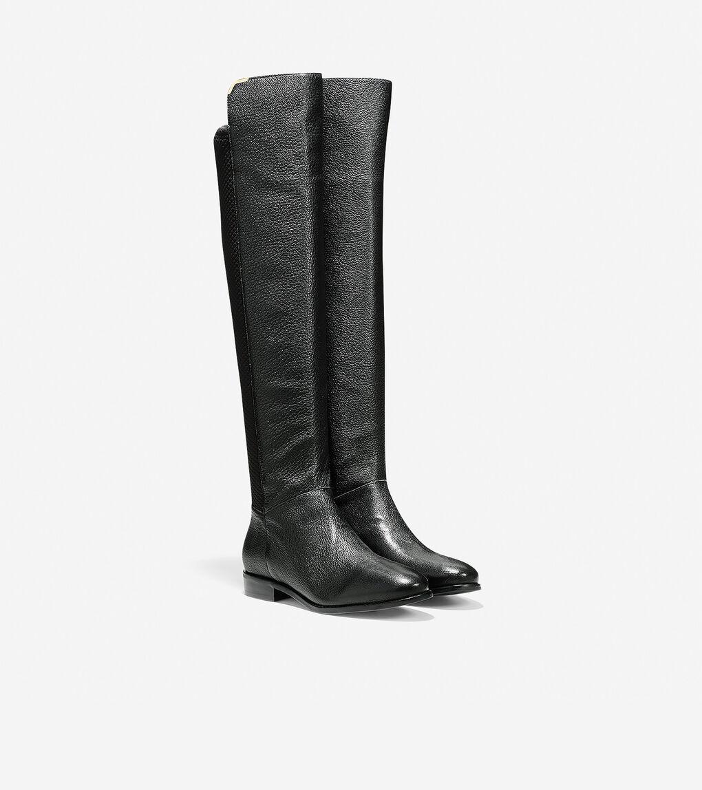 Womens Dutchess Over The Knee Boot