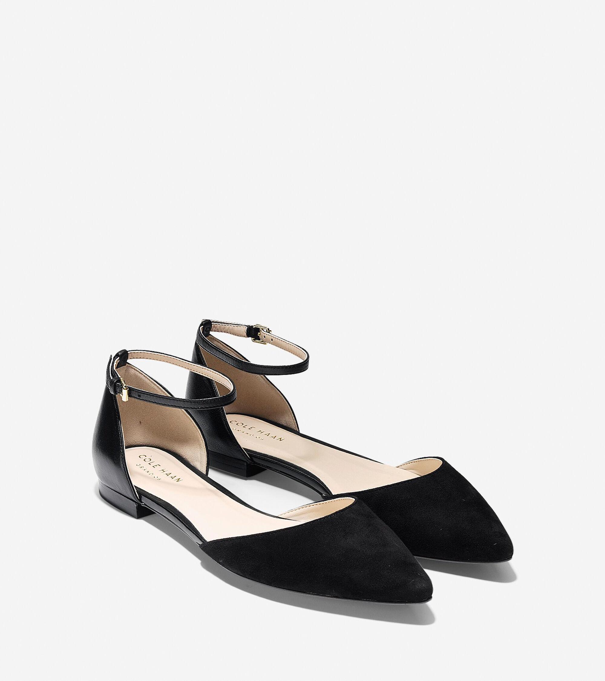 27513eeee046 Women s Abigail Grand Skimmers Flats in Black