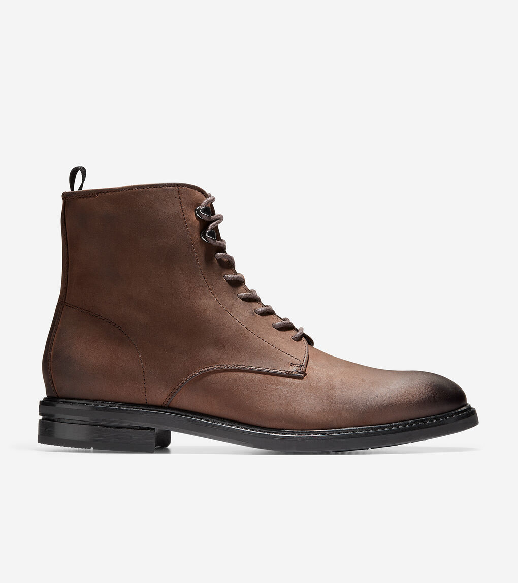 Mens Wagner Grand Plain Toe Boot