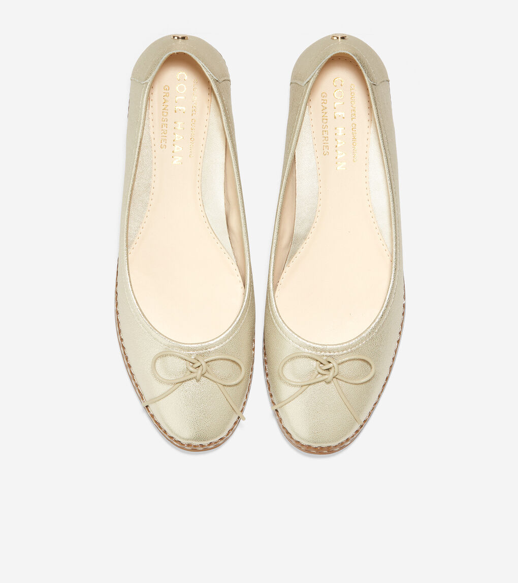 WOMENS Cloudfeel All-Day Ballet Flat