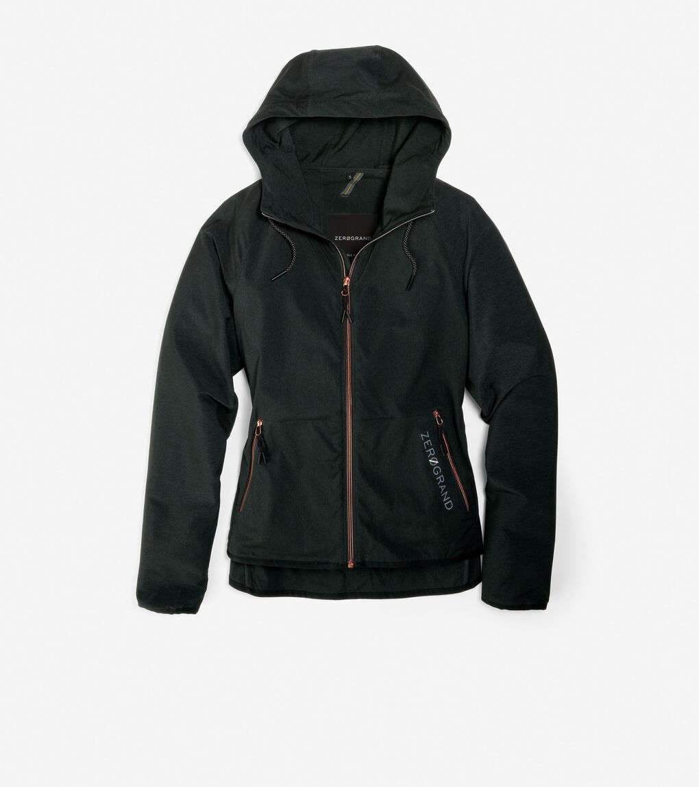 WOMENS ZERØGRAND Packable Running Jacket