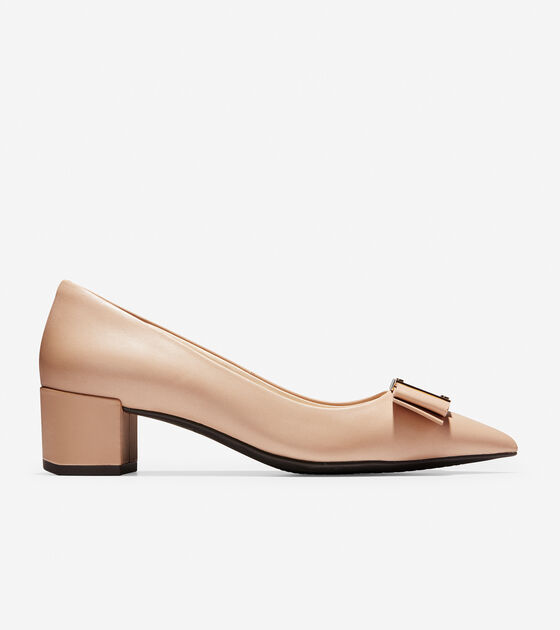 Shoes > Tali Modern Bow Pump (45mm)