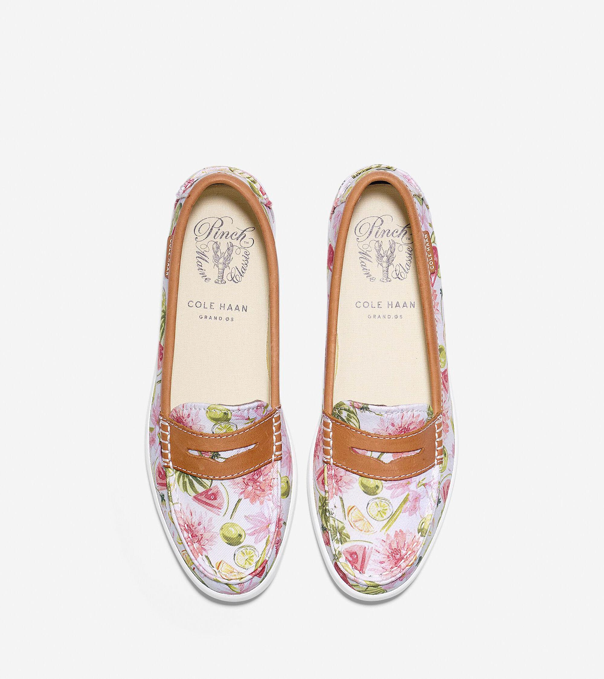 59ea9ee007c Pinch Weekenders in Floral Print-British Tan