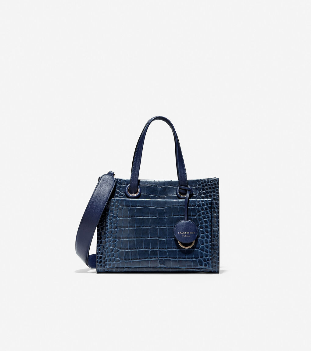 Womens Grand Ambition Small Satchel
