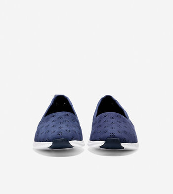 StudiøGrand Perforated Slip On Sneaker