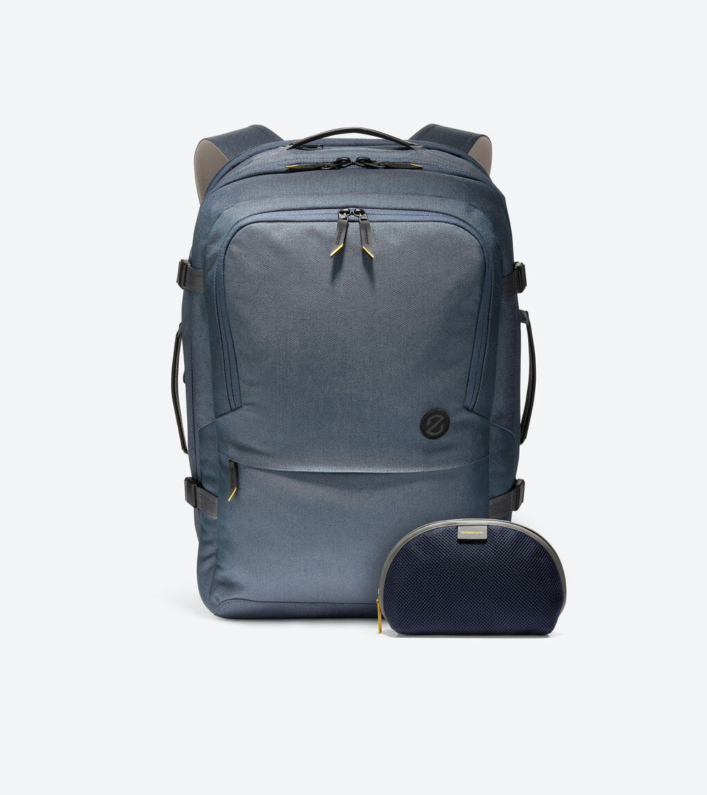 Father's Day Gift - Buy A ZERØGRAND Backpack + Tech Pouch for $199 USD valued at $340