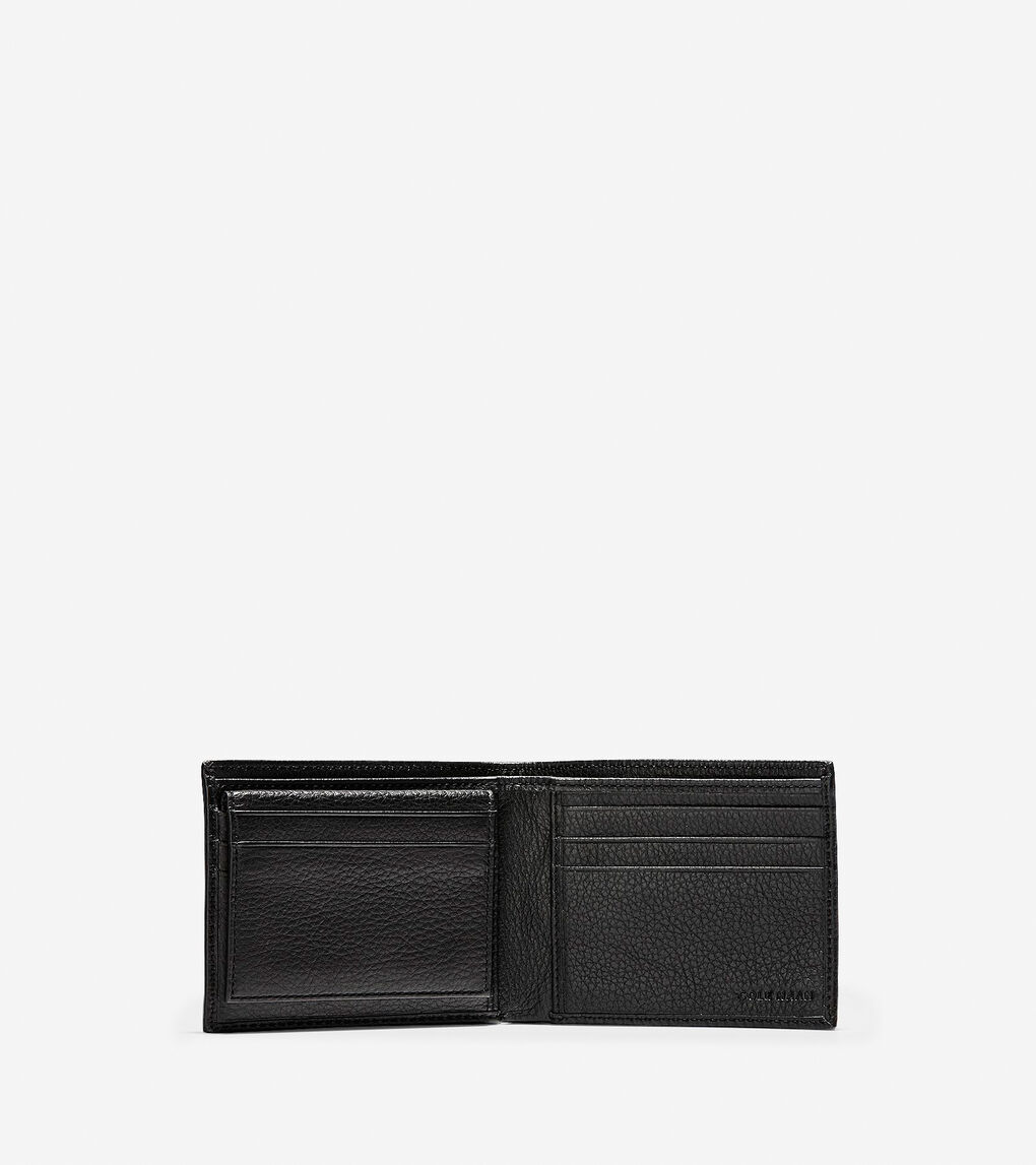 Mens Matthews Bifold Wallet with Passcase