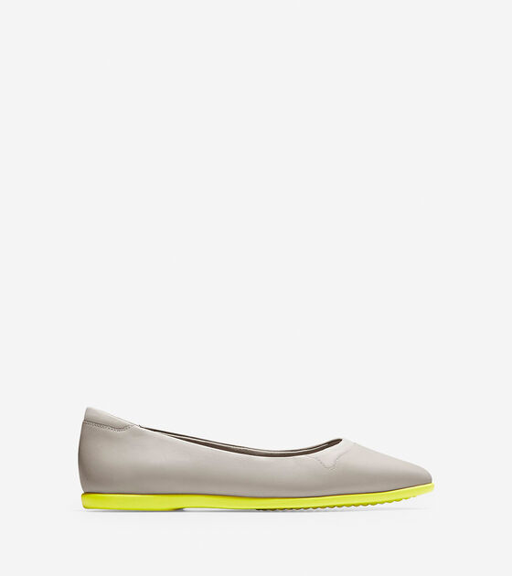 Oxfords > Women's ZERØGRAND Skimmer Flat