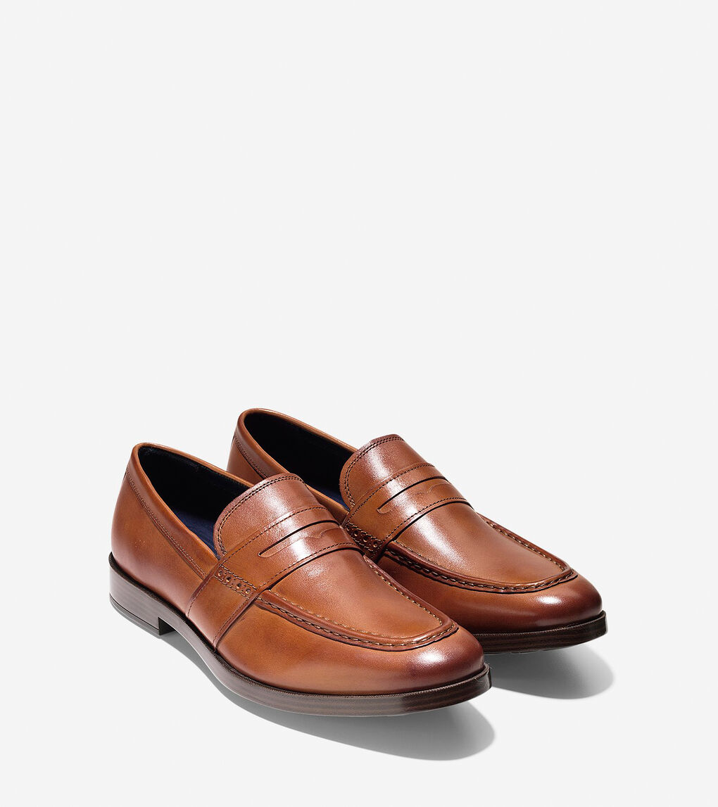 Mens Jefferson Grand Penny Loafer