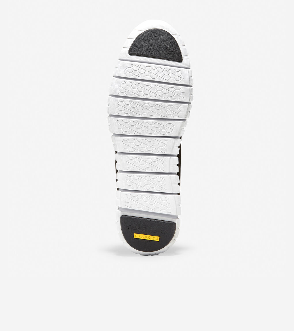 Womens ZERØGRAND Perforated Trainer