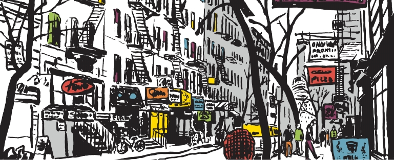 Cole Haan City Guide - New York