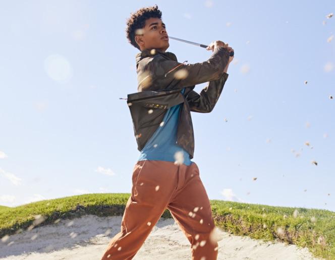 Explore Men's Golf