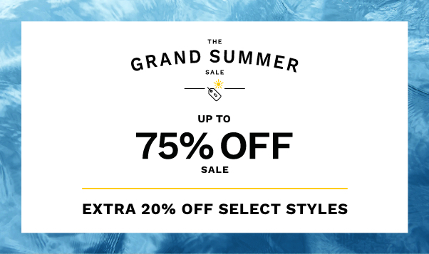 The Grand Summer Sale.