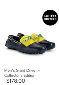 Men's Grant Collector's Edition