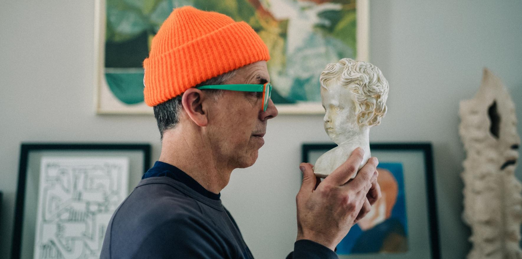 Meet the Artist – Russ Pope