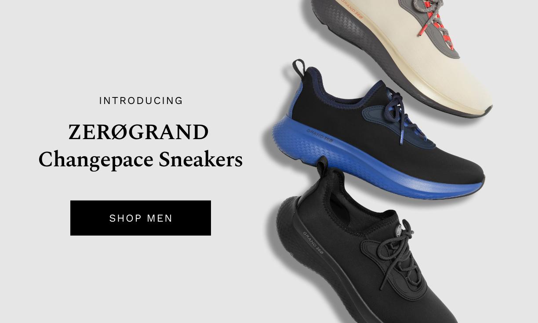 Shop Men's ZERØGRAND Changepace Sneaker.
