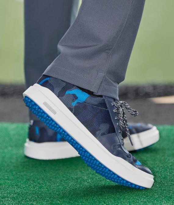 Cole Haan's latest golf styles