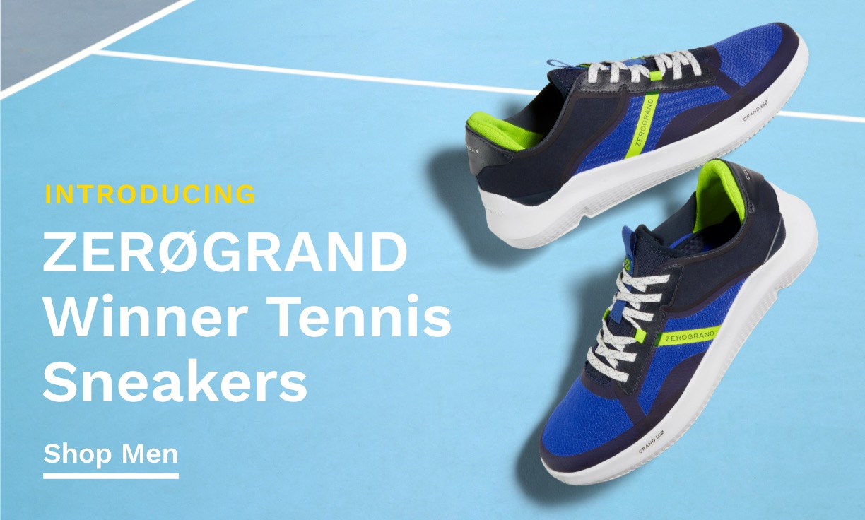 Shop Men's Tennis.