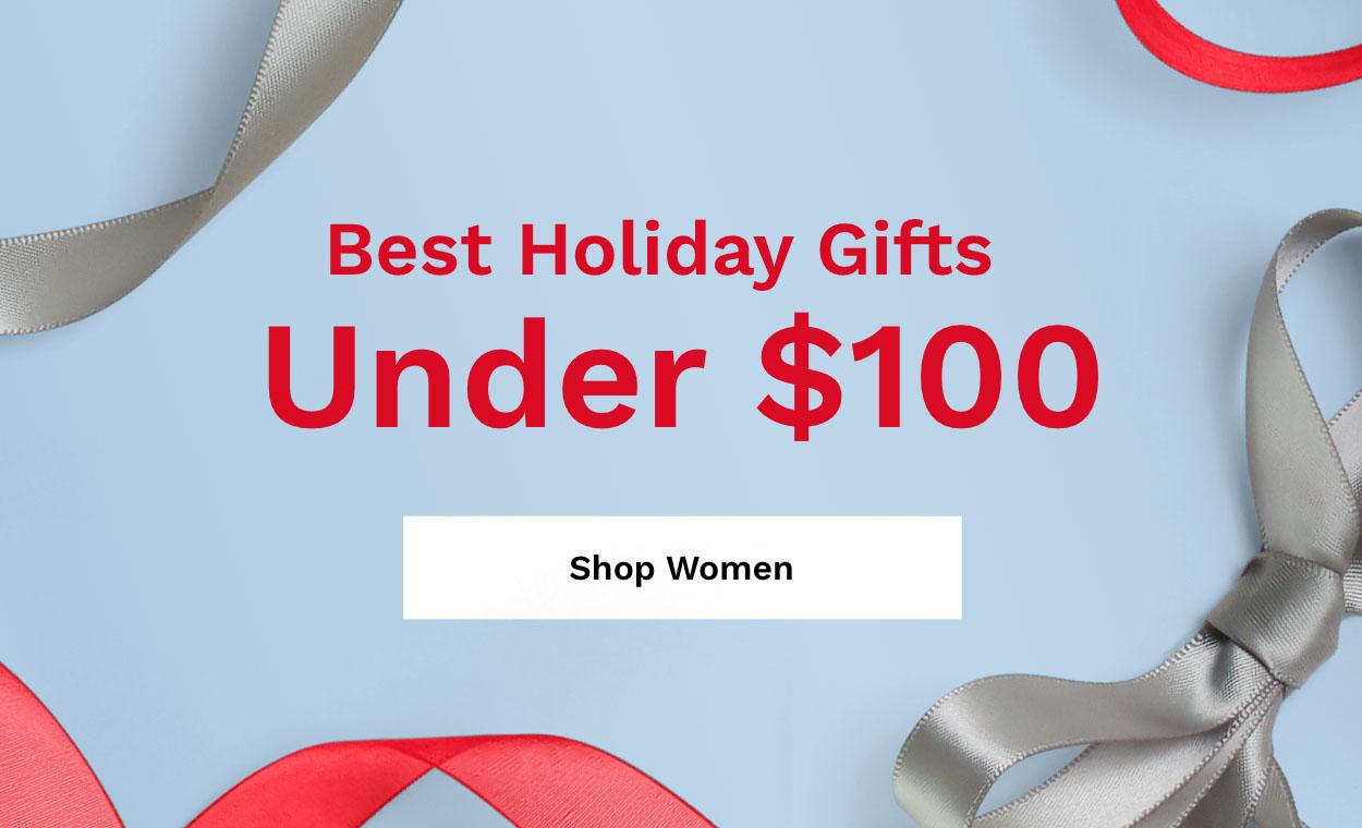 Shop Women's Under $100.