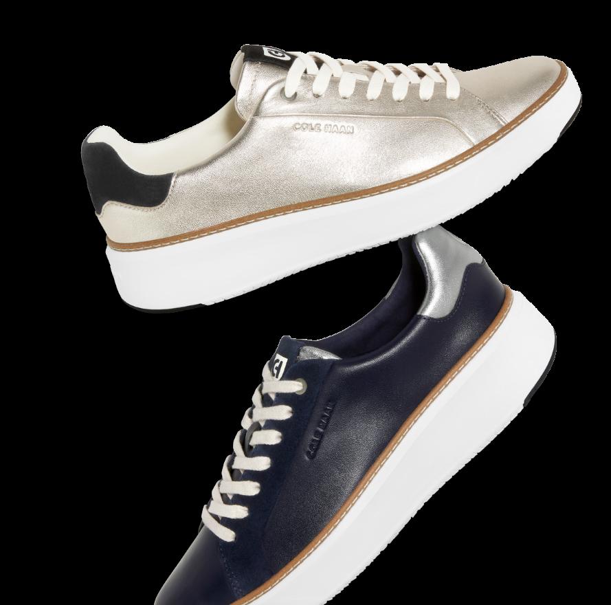 New Women's Cole Haan GrandPro Topspin Sneakers