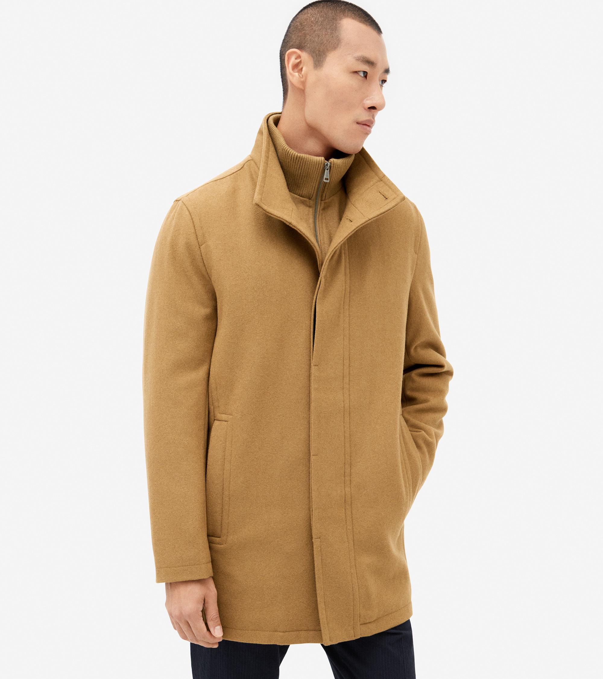 Melton Wool Jacket