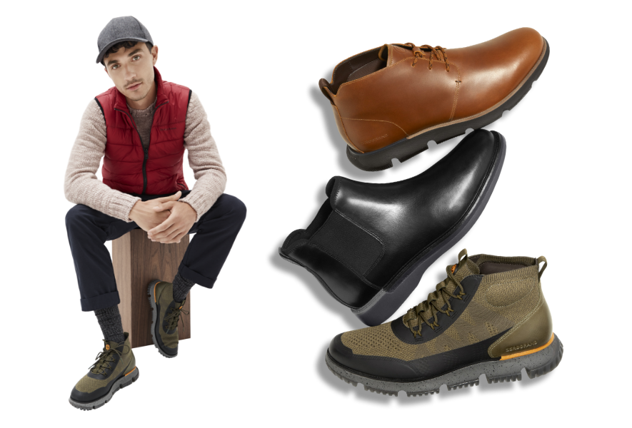 Mens boots for every occasion