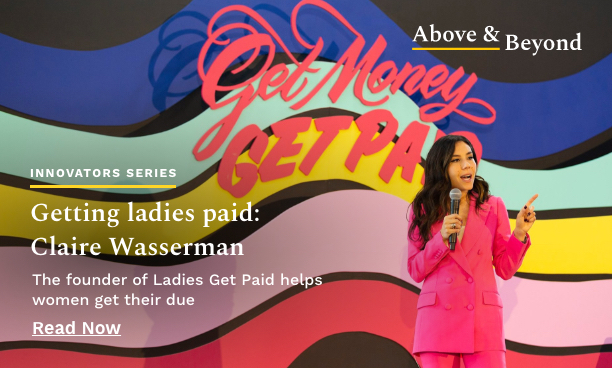 Get Money Get Paid - Claire Wasserman.