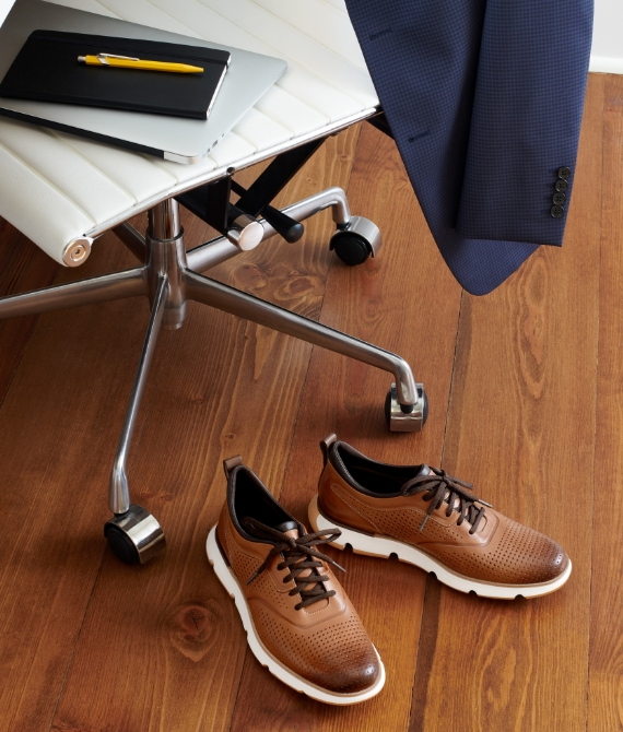 Head back to the office in Cole Haan style