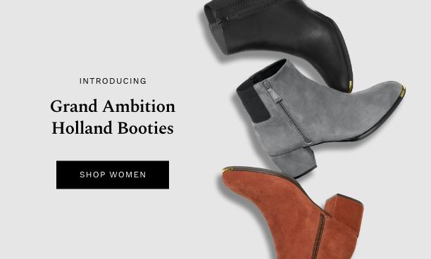 Shop Women's Grand Ambition Holland Bootie