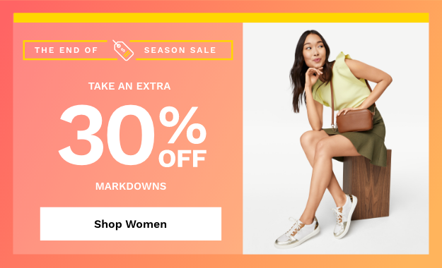 Shop Women's End Of Season Sale