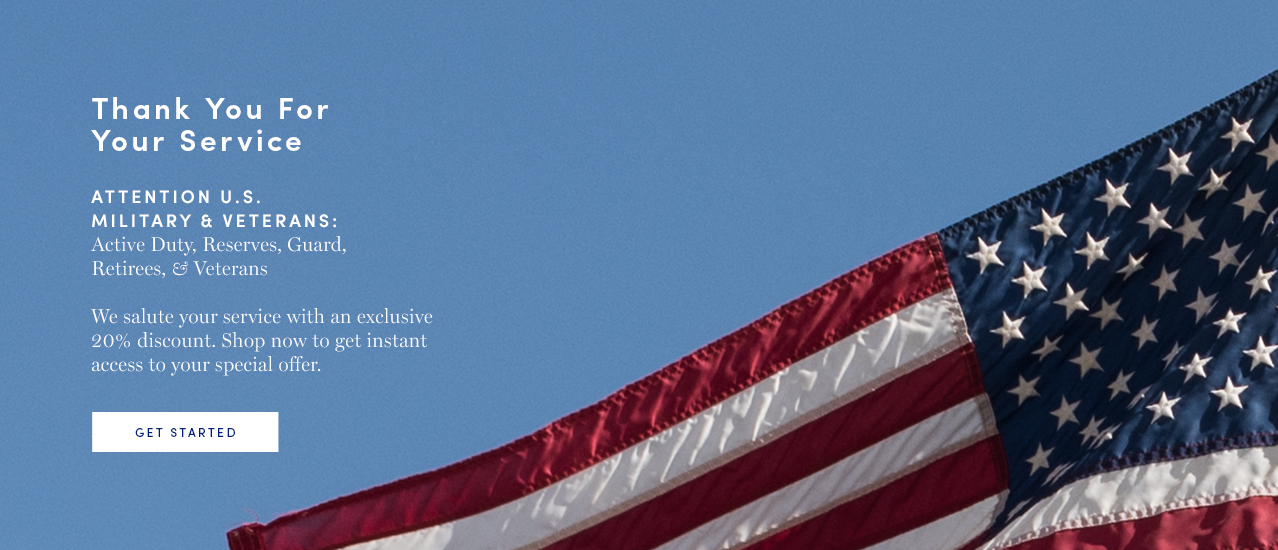 Military Discount · Thank you for your Service. Cole Haan proudly supports active  duty military personnel and veterans 480501d2a