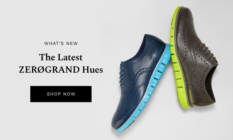 Shop the Latest ZERØGRAND Hues