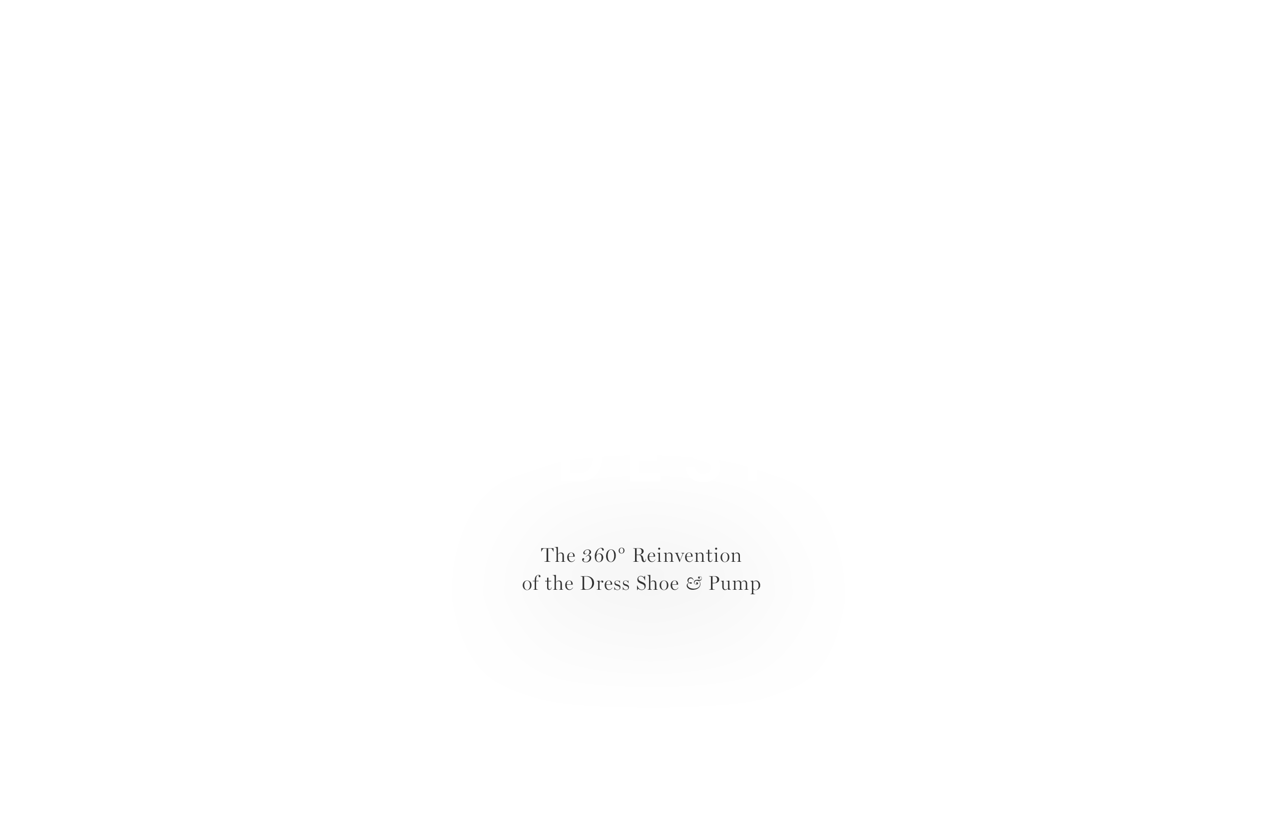 GRANDREVOLUTION: Revolutionary By Design. The 360 Reinvention of the Dress Shoe and Pump