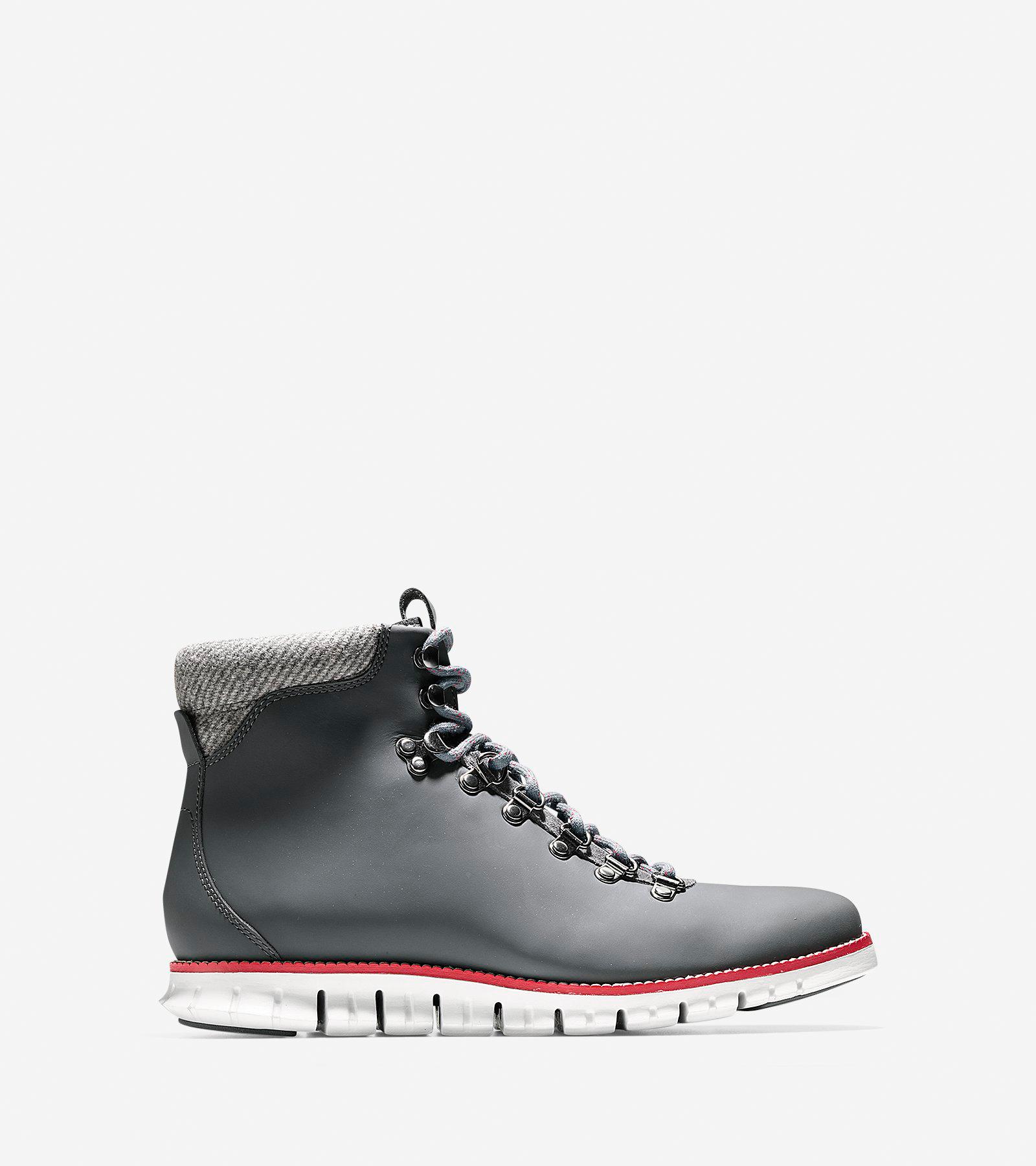 dbbffa99482 ZERØGRAND Hiker Boot