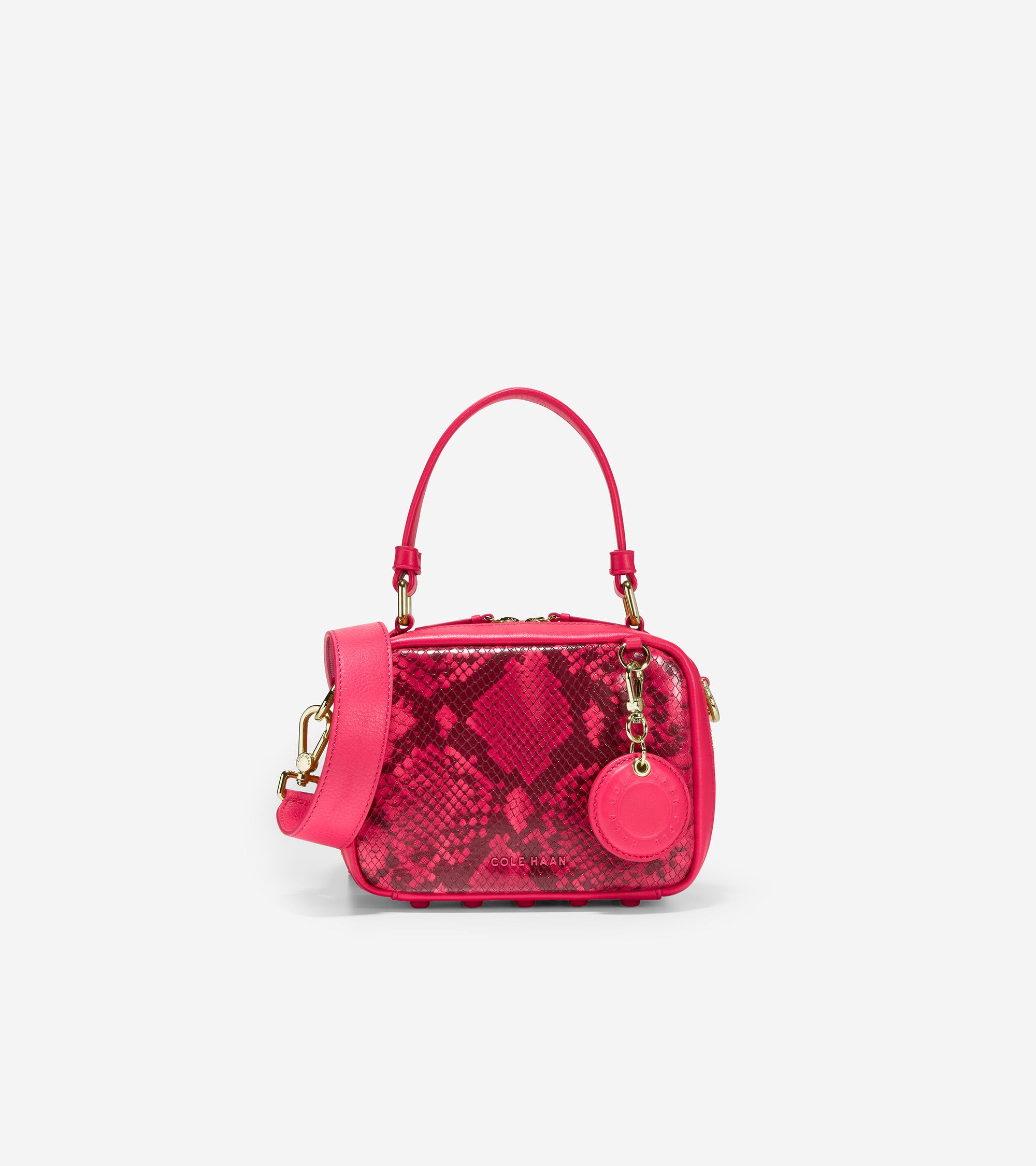 Cole Haan Mini Boston Bag