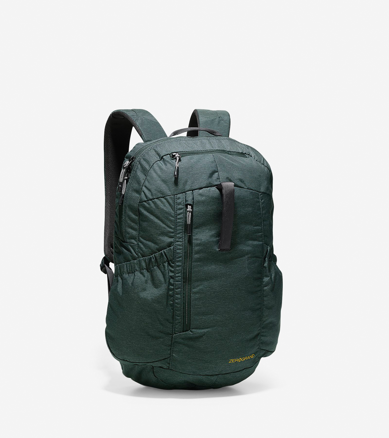 685551563 Women's ZERØGRAND Daypack Backpack in Dark Forest | Cole Haan US