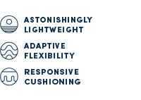 ZeroGrand Light, Cushioned & Agile