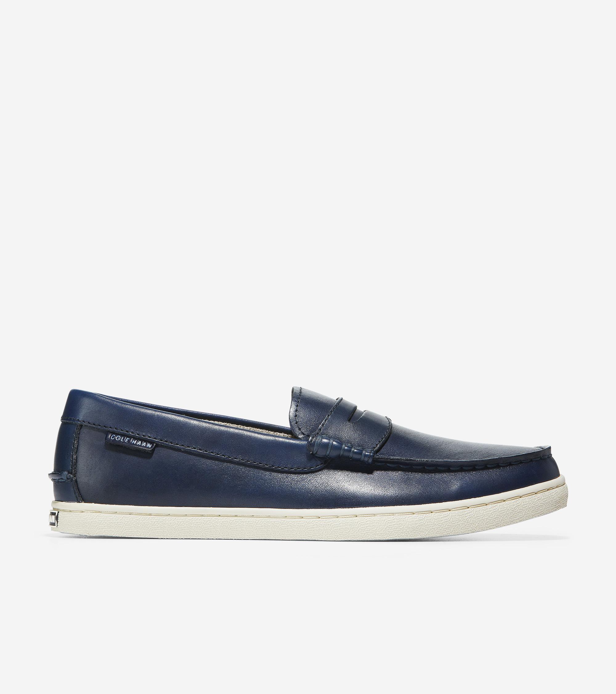 2185931e39e Men's Pinch Weekender Loafer in Blazer Blue Handstain | Cole Haan US