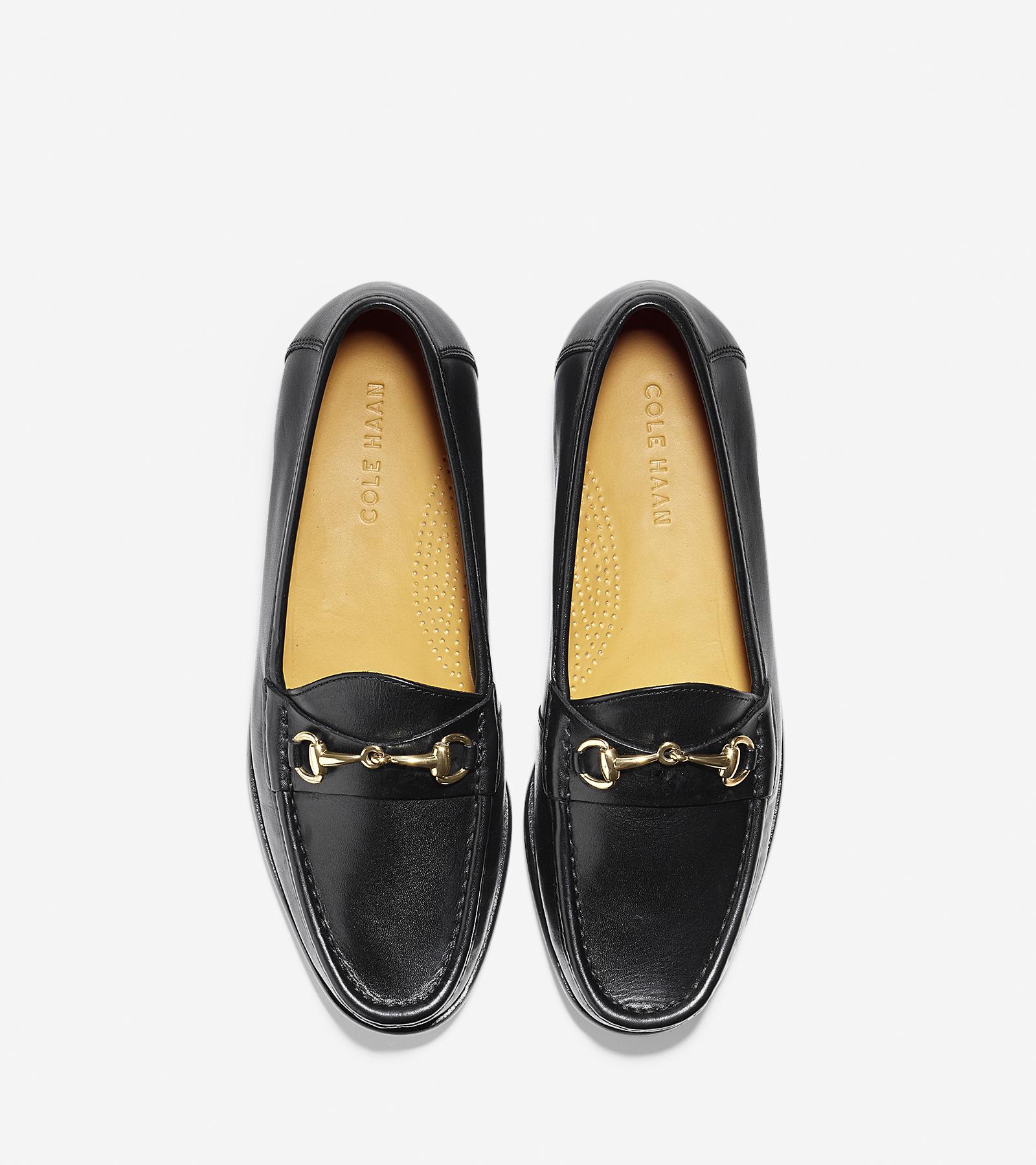 90f4c80cb8d Men's Ascot Bit Loafers in Black : Sale | Cole Haan