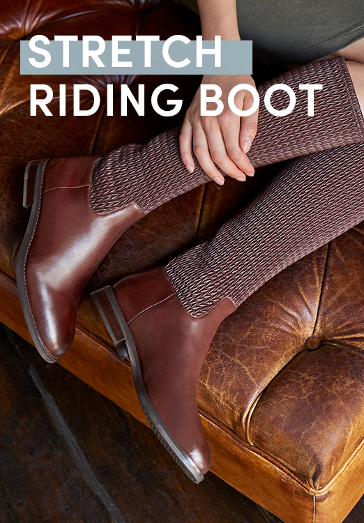Stretch Riding Boot