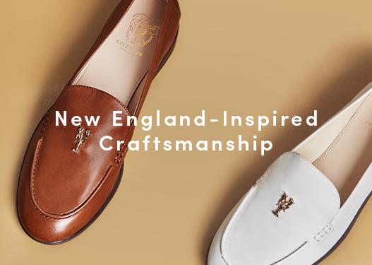 New England-Inspired Craftsmanship.