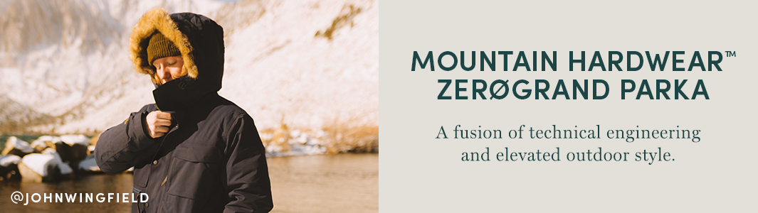 Mountain Hardwear ZEROGRAND Parka