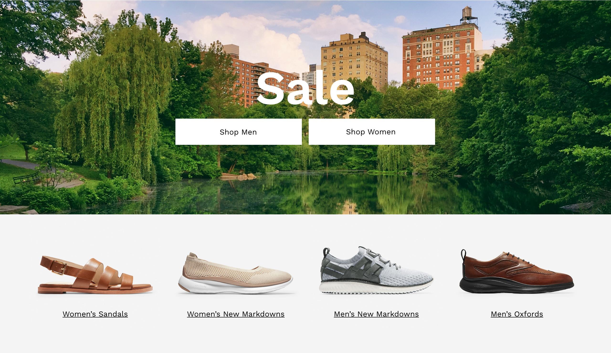 Sale Men S Women S Shoes Bags Outerwear Cole Haan