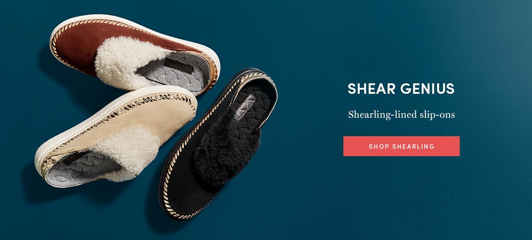 Shop Shearling