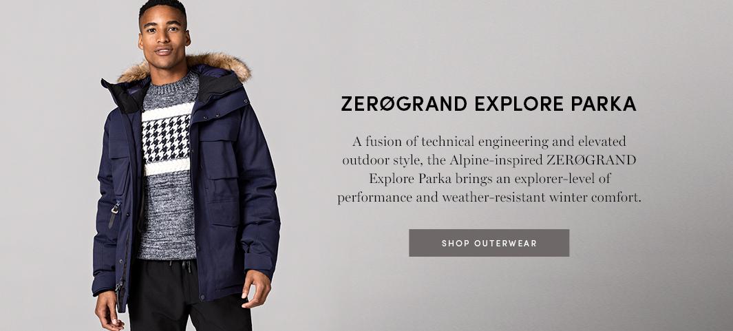 Zerogrand Explore Parka