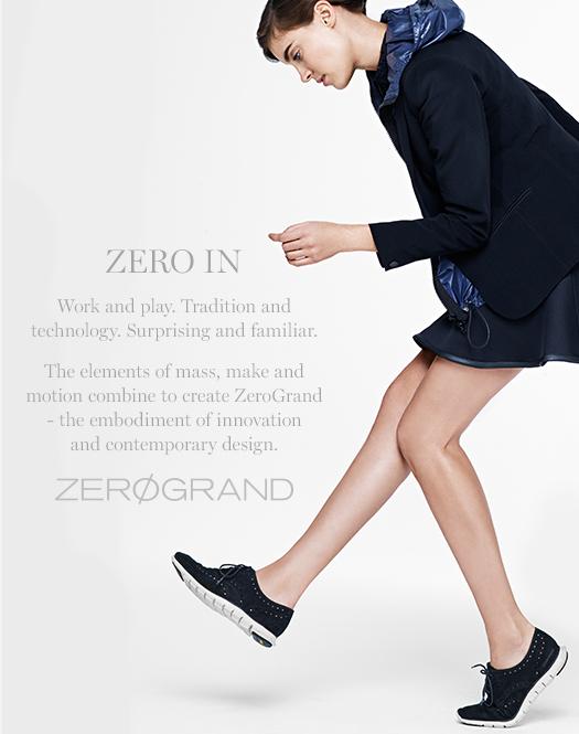 Zero In - New Women's ZeroGrand's