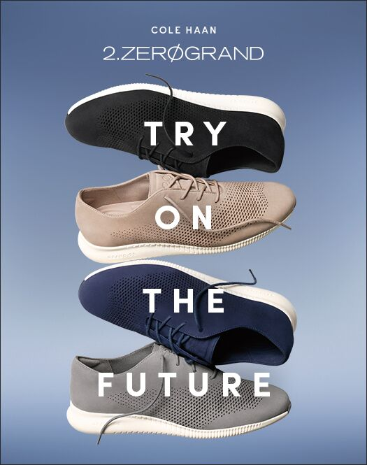 Introducing 2.ZEROGRAND: Try on the future.