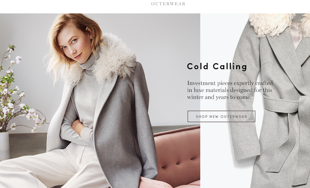 Cold Calling: Investment pieces expertly crafted in luxe materials designed for this winter years to come