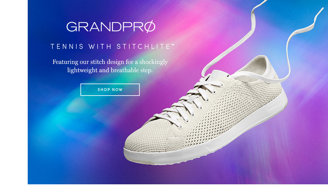 Grandpro Tennis with Stitchlite