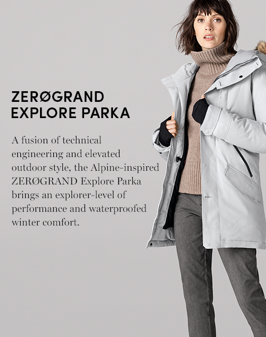 Explore Parka